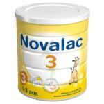Acheter Novalac 3 Croissance lait en poudre 800g à CHENÔVE