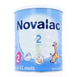 Acheter Novalac 2 Lait en poudre 800g à CHENÔVE