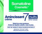 Acheter Somatoline Cosmetic Amaincissant 7 Nuits Crème 400ml à CHENÔVE