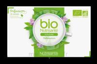 Nutrisanté Infusions Bio Tisane Verveine 20 Sachets à CHENÔVE