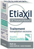 Etiaxil Aisselles Détranspirant Peau Sensibles Roll-on/15ml à CHENÔVE