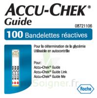 Accu-chek Guide Bandelettes 2 X 50 Bandelettes à CHENÔVE