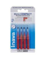 Inava Brossettes Mono-compact Rouge Iso 4 1,5mm à CHENÔVE