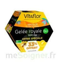 Vitaflor Bio Gelée Royale 1500mg Solution Buvable 20 Ampoules/15ml Promotion à CHENÔVE