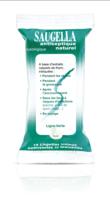 Saugella Antiseptique Lingette Hygiène Intime Paquet/15 à CHENÔVE