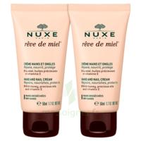 Rêve De Miel® Crème Mains Et Ongles 2*50ml à CHENÔVE