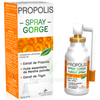 3 Chenes Propolis Spray Gorge Fl/25ml à CHENÔVE