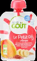 Good Goût Le Petit Déj Mangue Gourde/70g à CHENÔVE