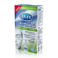 Optone Actimist Spray Oculaire Yeux Fatigués + Inconfort Fl/10ml à CHENÔVE