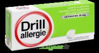 Drill 10 Mg Comprimés à Sucer Allergie Cétirizine Plq/7 à CHENÔVE