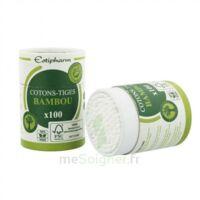 Estipharm Coton-tige Bambou B/100 à CHENÔVE