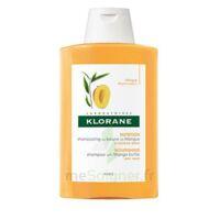 Klorane Beurre De Mangue Shampooing Cheveux Secs 200ml à CHENÔVE