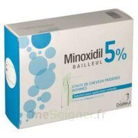 Minoxidil Bailleul 5 % Solution Pour Application Cutanée 3 Fl/60ml à CHENÔVE