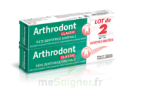 Pierre Fabre Oral Care Arthrodont Dentifrice Classic Lot De 2 75ml à CHENÔVE