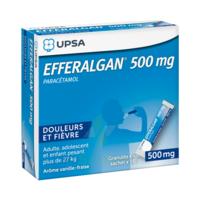 Efferalgan 500 Mg Glé En Sachet Sach/16 à CHENÔVE