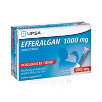 Efferalgan 1g Cappuccino Granules 8 Sachets à CHENÔVE