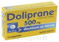 DOLIPRANE 500 mg Comprimés 2plq/8 (16) à CHENÔVE