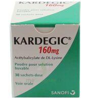 Kardegic 160 Mg, Poudre Pour Solution Buvable En Sachet à CHENÔVE