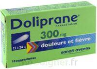 Doliprane 300 Mg Suppositoires 2plq/5 (10) à CHENÔVE