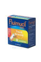 FLUIMUCIL EXPECTORANT ACETYLCYSTEINE 200 mg ADULTES SANS SUCRE, granulés pour solution buvable en sachet édulcorés à l'aspartam et au sorbitol à CHENÔVE