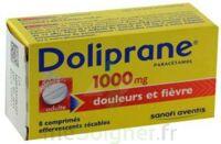 DOLIPRANE 1000 mg Comprimés effervescents sécables T/8 à CHENÔVE