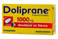 DOLIPRANE 1000 mg Comprimés Plq/8 à CHENÔVE
