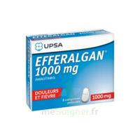 Efferalgan 1000 Mg Comprimés Pelliculés Plq/8 à CHENÔVE