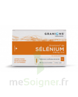 Granions De Selenium 0,96 Mg/2 Ml S Buv 30amp/2ml à CHENÔVE