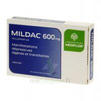 MILDAC 600 mg, comprimé enrobé à CHENÔVE