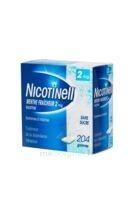NICOTINELL MENTHE FRAICHEUR 2 mg SANS SUCRE, gomme à mâcher médicamenteuse Plq/204 à CHENÔVE