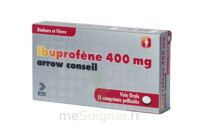 Ibuprofene Arrow Conseil 400 Mg, Comprimé Pelliculé à CHENÔVE