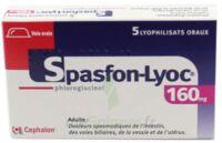 SPASFON LYOC 160 mg, lyophilisat oral à CHENÔVE