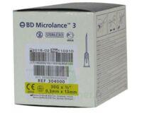 Bd Microlance 3, G30 1/2, 0,30 Mm X 13 Mm, Jaune  à CHENÔVE