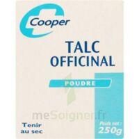 COOPER TALC, bt 250 g à CHENÔVE