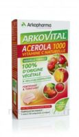 Arkovital Acérola 1000 Comprimés à Croquer B/30 à CHENÔVE