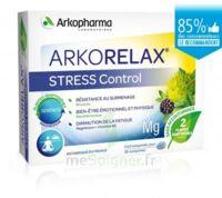 Arkorelax Stress Control Comprimés B/30 à CHENÔVE