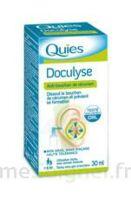 Doculyse Solution auriculaire bouchon cerumen 30ml à CHENÔVE