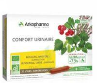Arkofluide Bio Ultraextract Solution buvable confort urinaire 20 Ampoules/10ml à CHENÔVE