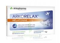 Arkorelax Melatonine 1 mg Comprimés B/30 à CHENÔVE