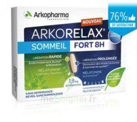 Arkorelax Sommeil Fort 8H Comprimés B/15 à CHENÔVE