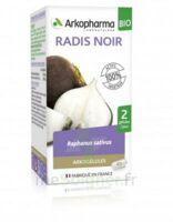 Arkogélules Radis noir Bio Gélules Fl/40 à CHENÔVE