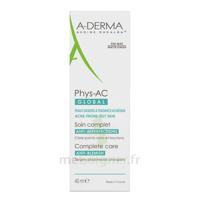 Acheter Aderma PHYS'AC GLOBAL Soin imperfection sévères 40ml à CHENÔVE