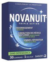 Novanuit Triple Action Comprimés B/30 à CHENÔVE