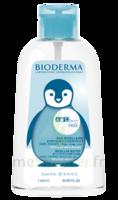Abcderm H2o Solution Sans Rinçage Nettoyante Bébé Fl Pompe/1l à CHENÔVE