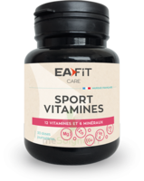 Eafit Sport Vitamines Gélules B/60 à CHENÔVE