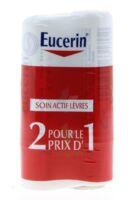 Lip Activ Soin Actif Levres Eucerin 4,8g X2 à CHENÔVE