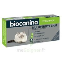 Biocanina Multivermyx Comprimés Vermifuge Chat B/2 à CHENÔVE