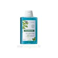Klorane Menthe Aquatique Bio Shampooing Détox Fraicheur 200ml à CHENÔVE