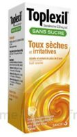 TOPLEXIL 0,33 mg/ml sans sucre solution buvable 150ml à CHENÔVE