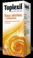 TOPLEXIL 0,33 mg/ml, sirop 150ml à CHENÔVE